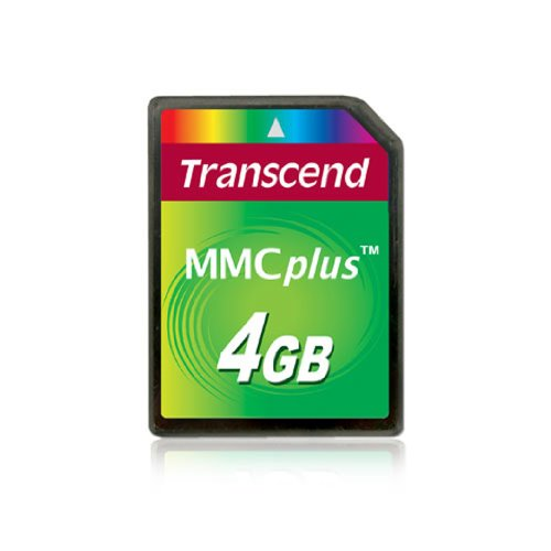 Best Prices! Transcend TS4GMMC4 4GB High Speed Multimedia Card