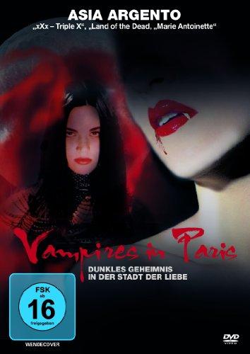 Vampires in Paris - Dunkles Geheimnis in der Stadt der Liebe
