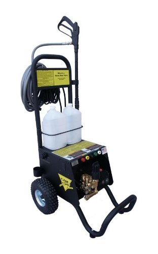 Cam Spray 2000 Psi Cold Water Electric Mxd Cart Pressure Washer
