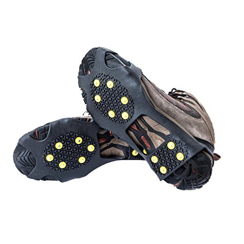 grips eonpow snow grips cleat shoe boot