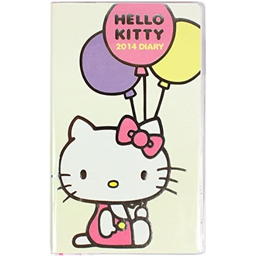[Hello Kitty]Cozi schedule book notebook [병행수입품]-