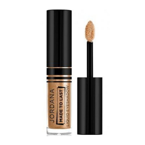 (6 Pack) JORDANA Made To Last Liquid Eyeshadow - Uphold Gold