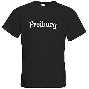 getshirts - Cityshirts - T-Shirt - Freiburg