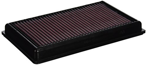 K&N 33-2424 High Performance Replacement Air Filter