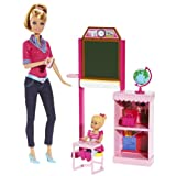 Barbie Careers Complete Play Teacher, Multi Color