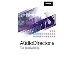 Cyberlink Audiodirector Gives You Total Control Over The Editing Mixing And Mastering Of