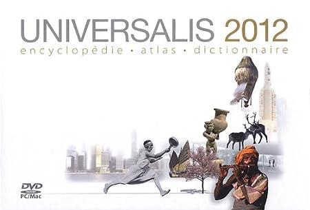 Encyclopédie Universalis 2012