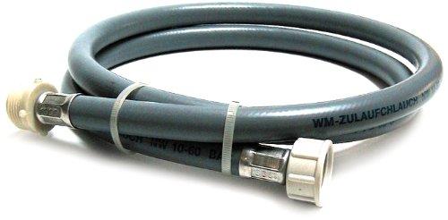 Zulaufschlauch   Spül- und Waschmaschinenschlauch   Geräteanschluss-Zulaufschlauch   250 cm