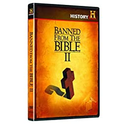Banned From The Bible II DVD