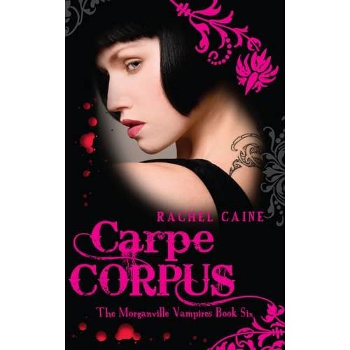 carpe corpus by rachel caine new uk cover