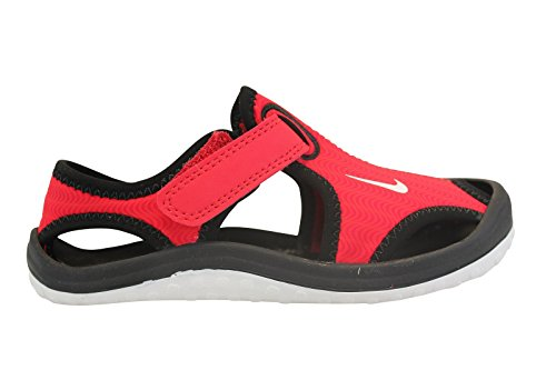 Nike - Sunray Protect TD - Color: Nero-Rosso - Size: 27.0