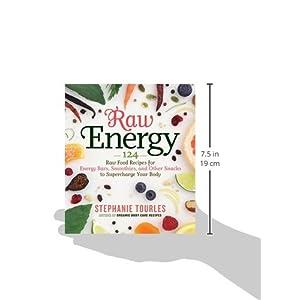 Raw Energy: 124 Raw Food Livre en Ligne - Telecharger Ebook
