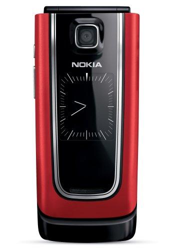 Nokia 6555 red Handy
