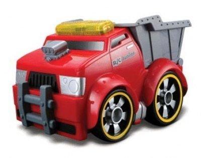Junior Dump Truck in Yellow Infrared Remote Control