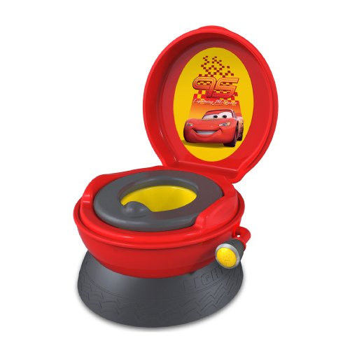 The First Years Disney Pixar Cars  Rev and Go Potty System