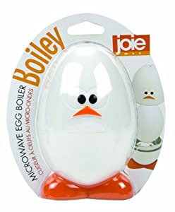 Joie Boiley Microwave Egg Boiler, White