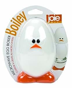 Joie Boiley Microwave Egg Boiler, White