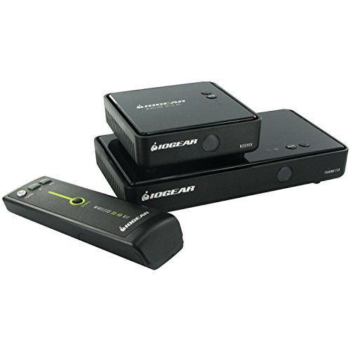 IOGEAR Wireless 3D Digital Kit with Full HD 1080P