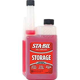STA-BIL 22214-12PK Fuel Stabilizer  32 oz, (Pack of 12)