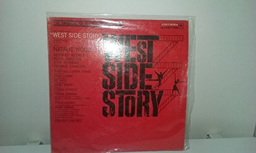 Album Art for West Side Story by Elmer Bernstein