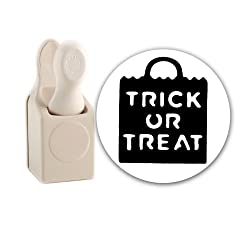 Martha Stewart Crafts Double Craft Punch Trick Or Treat By The Each