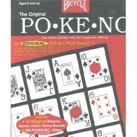 Original Pokeno Card Game