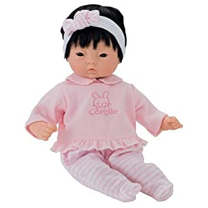 Corolle Mon Premier Calin Yang Asian Doll 12