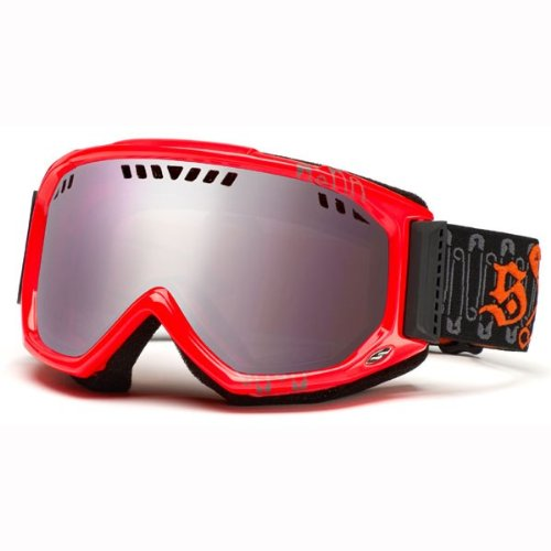 Smith Scope Graphic PMT - Skibrille - Snowboardbrille, Rahmen / Scheibe:blaze safety pi./ignitor mirror