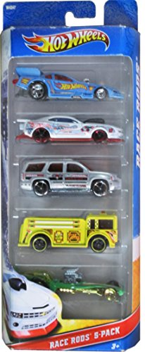 Hot Wheels Race Rods 5-pack