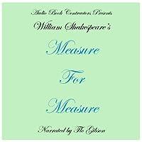 Measure For Measure audio book