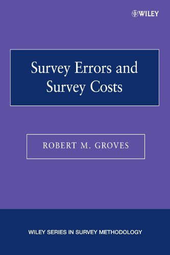 Survey Errors and Survey Costs (Wiley Series in Survey...