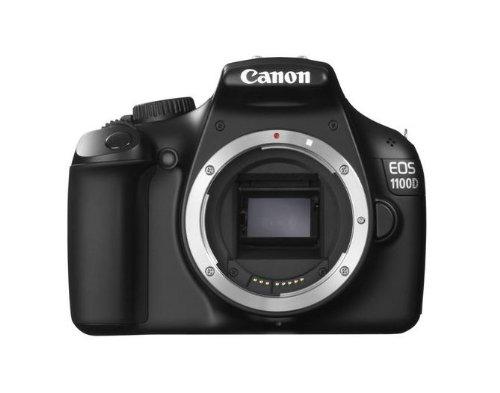 Descuento!! Cámara réflex Canon EOS 1100D