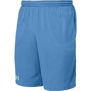 Under Armour Men's Flex Mesh Shorts (carolina blue, XL)