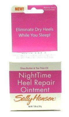 Sally Hansen Night Time Heel Repair Ointment 1.86 oz. (Sally Hansen Feet compare prices)