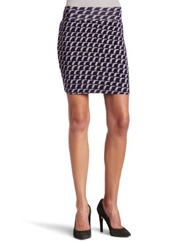 Rachel Pally Womens Bandage Mini Print Skirt
