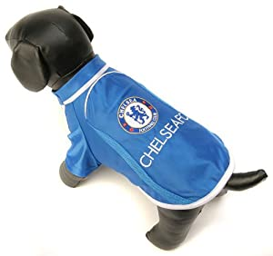 Chelsea F.C. Dog Shirt Small