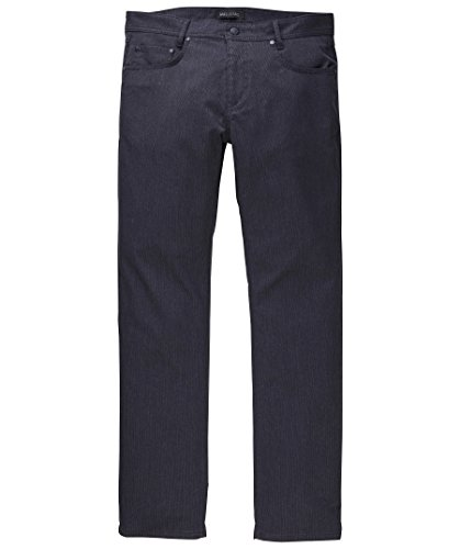 Mac Herren Five-Pocket Jeans Arne - marine - 38/34