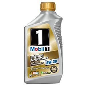 Amazon Com Mobil 1 44976 5w 30 Extended Performance