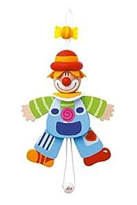 82055 - Sevi - Hampelmann Clown Bonbon 14 cm