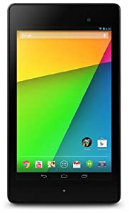 Google Nexus 7 7-inch Tablet (2GB RAM, 32GB eMMC) by Asus