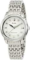 Bulova Womens 96P125 Precisionist Brightwater Mother of
