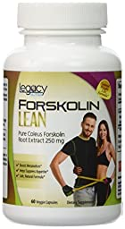 Maximum Strength Forskolin Lean - POTENT FAT BURNER & APPETITE SUPPRESSANT - Best Weight Loss Pills For Men & Women to Lose Weight Fast, Boost Metabolism & Eliminate Mood Swings! Money Back GUARANTEE