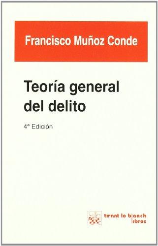 TEORIA GENERAL DEL DELITO descarga pdf epub mobi fb2