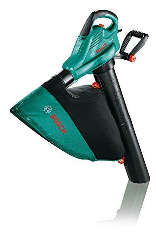 Bosch 06008A1100 ALS 30 Aspirateur/Souffleur/Broyeur avec sac de récupération 45 L 3000...