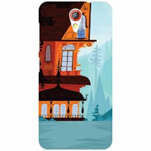 HTC Desire 620G Back Cover - House Designer Cases