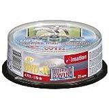 Imation Printable - 30 x DVD-R - 4.7 GB 16x - ink jet printable surface - spindle - storage media oem 22173