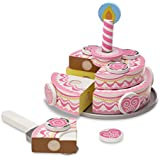 Melissa & Doug Triple - Layer Party Cake