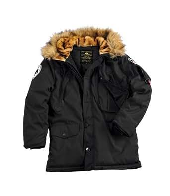 Alpha Industries Jacke Polar Jacket RF w.o.h.l., Color:black;Größe:M