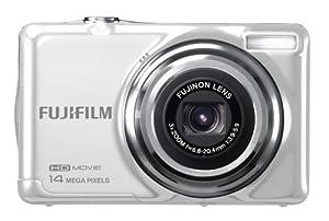 Fujifilm FinePix JV500 Digital Camera - White (14 MP, 3x Optical Zoom) 2.7 inch LCD