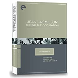 Eclipse Series 34: Jean Gremillon During the Occupation (Remorques, Lumiere d'ete, Le ciel est a vous) (Criterion Collection)